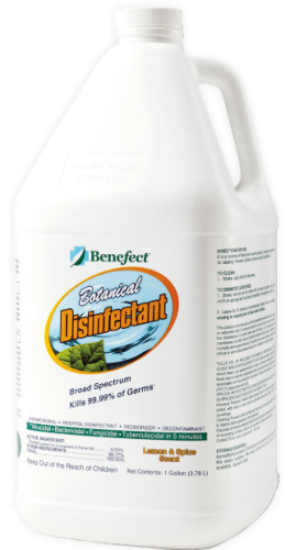 botanical disinfectant