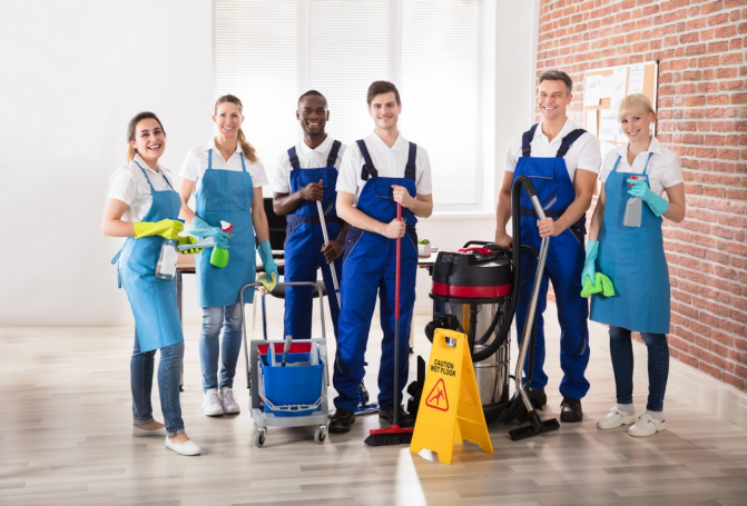 Why You Should Get Your Floors Professionally Cleaned